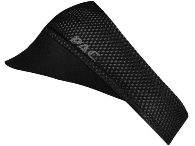 P.A.C. Ultra Visor Hoofdband, zwart